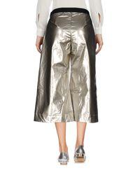 Dv Roma - Multicolor 3/4-length Trousers - Lyst