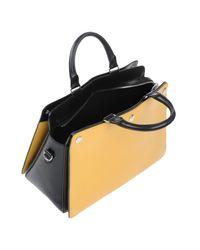 Mulberry - Yellow Handbag - Lyst