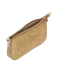 Furla - Metallic Handbag - Lyst