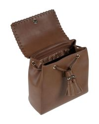 Love Moschino - Brown Backpacks & Bum Bags - Lyst