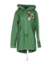 Mr & Mrs Italy - Green Jacket - Lyst