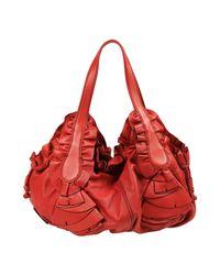 Valentino Red Handbag