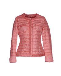 Weekend by Maxmara - Pink Jacket - Lyst