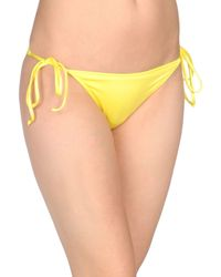 Patrizia Pepe - Yellow Swim Brief - Lyst