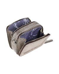 Allibelle - White Handbag - Lyst
