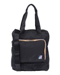 K-Way - Black Handbags - Lyst