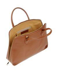 Jean Louis Scherrer - Brown Handbags - Lyst