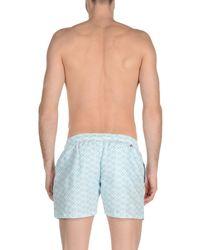 1789 Cala - Blue Swimming Trunks for Men - Lyst