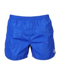 North Sails - Blue Swim Trunks for Men - Lyst
