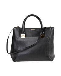 Emporio Armani - Black Handbag - Lyst