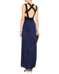 Issa - Blue Long Dresses - Lyst