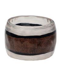 Tom Rebl - Brown Bracelet - Lyst
