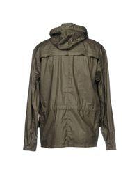 EA7 - Green Jacket for Men - Lyst
