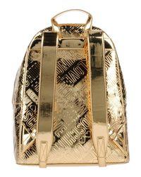 Love Moschino - Metallic Backpacks & Fanny Packs - Lyst