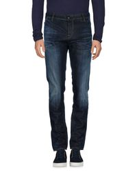 Ra-re - Blue Denim Trousers for Men - Lyst