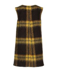 L'Autre Chose - Multicolor Short Dress - Lyst