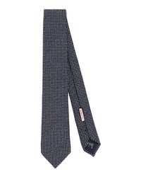 Roda - Black Tie for Men - Lyst