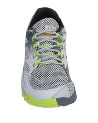 Merrell - Gray Low-tops & Sneakers for Men - Lyst