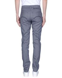 Nicwave - Blue Casual Trouser for Men - Lyst