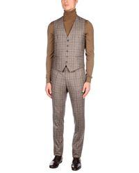 Pino Lerario - Natural Suit for Men - Lyst