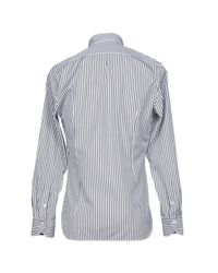 Hydrogen - Black Shirts for Men - Lyst
