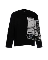 Blood Brother - Black Sweatshirt for Men - Lyst