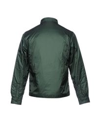 Glanshirt Green Jackets for men