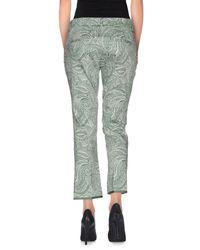 Peserico - Green 3/4-length Short - Lyst