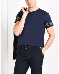 8 - Blue Belt for Men - Lyst