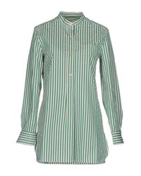 Marni - Green Shirt - Lyst