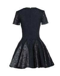 Amen - Blue Short Dresses - Lyst