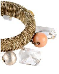 AQUILANO.RIMONDI - Metallic Bracelet - Lyst