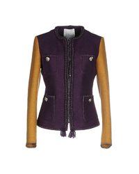 De'Hart - Purple Blazers - Lyst