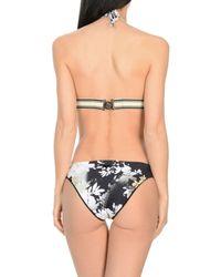 Twin Set Gray One-piece Swimsuit