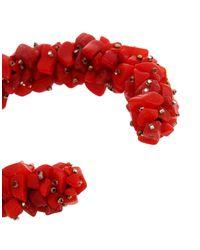 Isabel Marant Red Bracelet