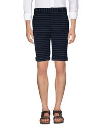 Brian Dales - Blue Bermuda Shorts for Men - Lyst