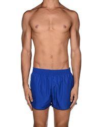 Dior Homme - Blue Swimming Trunks for Men - Lyst