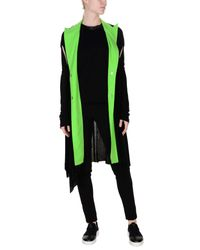 Yohji Yamamoto - Green Overcoat - Lyst