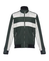 EA7 Green Jacket for men
