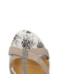 Fiorucci - Gray Sandals - Lyst
