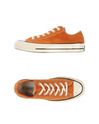 Converse - Brown Low-tops & Sneakers for Men - Lyst