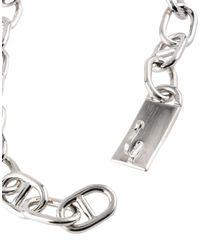 Acne - Metallic Necklace - Lyst