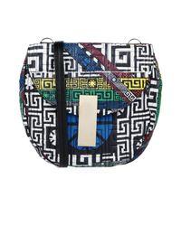 Versace - Blue Handbag - Lyst