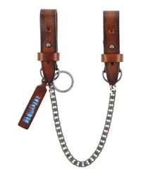 DSquared² - Brown Key Rings - Lyst