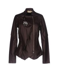 Met - Multicolor Jacket - Lyst
