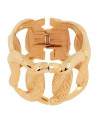 Dolce & Gabbana - Metallic Bracelet - Lyst