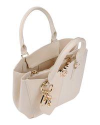 Blugirl Blumarine White Handbag