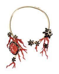 DSquared² - Orange Necklace - Lyst