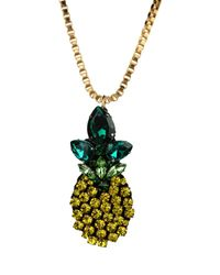 Stella Jean - Yellow Necklace - Lyst