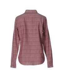 YMC - Multicolor Shirt for Men - Lyst